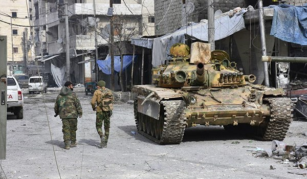 Photo of Damascus: Army Advances in Strategic Areas