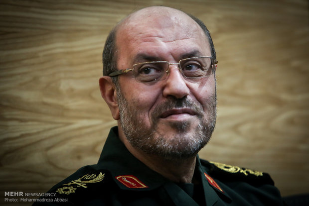 Photo of Iran Def. Min. warns US forces to get out of the region