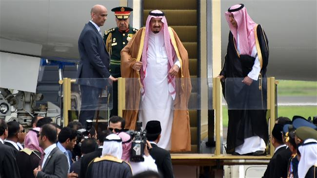 Photo of Video- Zionist Saudi king's lavish visit to Indonesia