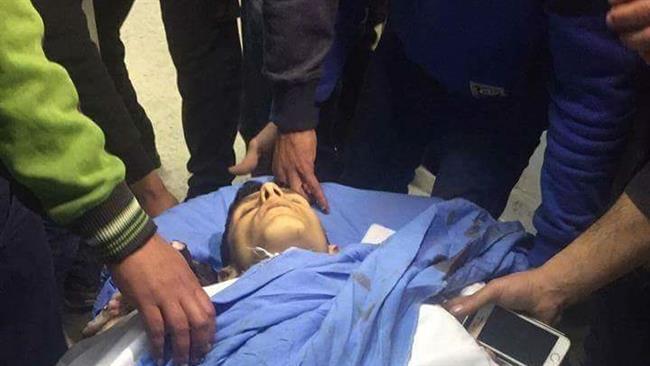 Photo of Israeli forces kill Palestinian teenage boy in West Bank