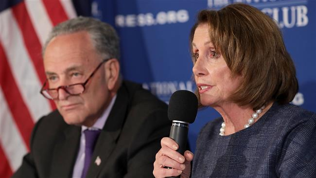 Photo of Schumer calls Trump 'incompetent' after healthcare failure
