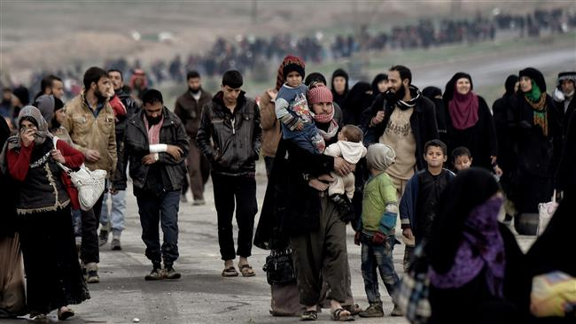Photo of 200k civilians displaced since Mosul operation started: IOM