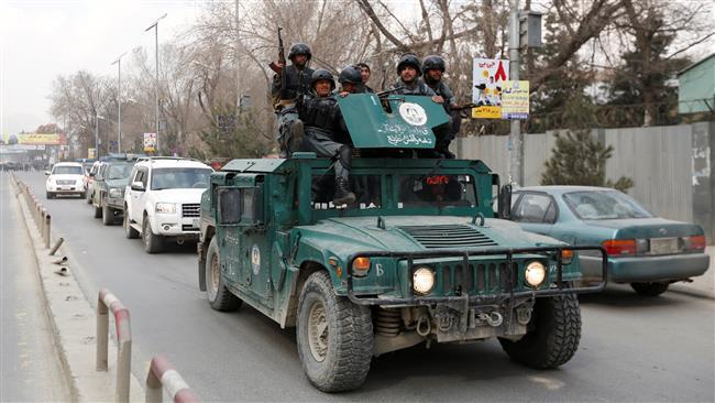 Photo of Militants raid hospital in Kabul's diplomatic district