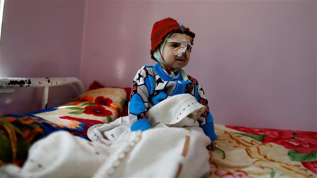 Photo of Yemeni children paying 'heaviest price' as enemy of Islam zionist servant Saudi attacks turns 2