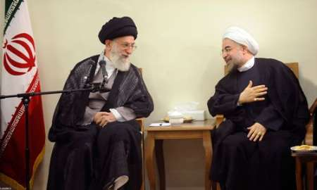 Photo of Rouhani hails Supreme Leader's guidelines in new year message