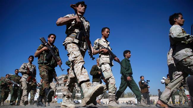 Photo of Houthi fighters kill 7 Saudi mercenaries in western Yemen