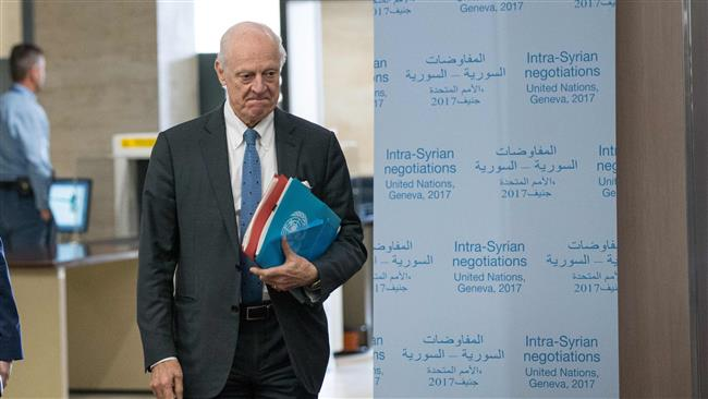 Photo of UN pleads with Iran, Russia, Turkey to prevent collapse of Syria truce