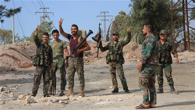 Photo of Syrian forces liberate 15 villages from Daesh in Aleppo