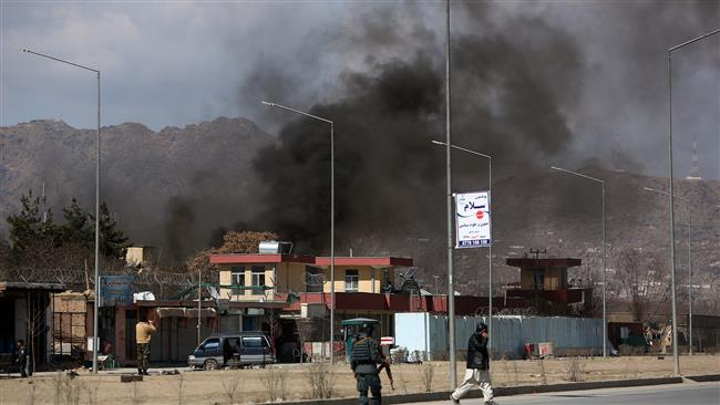 Photo of Taliban let bombers loose on Kabul, casualties reported