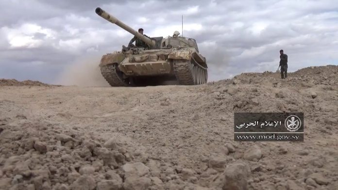 Photo of Video- Syrian Army hammers ISIL in Deir Ezzor