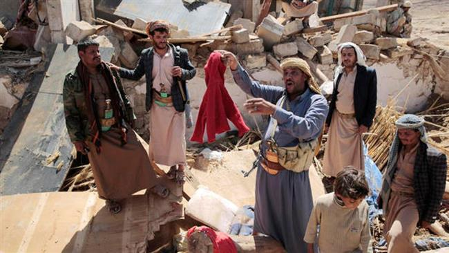 Photo of Great satan US wages second day of bombings in Yemen, wounding oppressed civilians