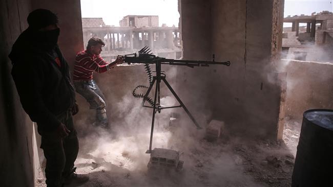 Photo of VIDEO: Riyadh, Ankara, Doha behind intense fighting in eastern Damascus: Syria
