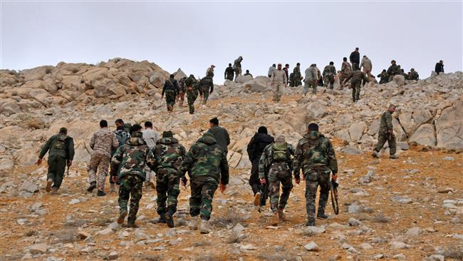 Photo of Syrian soldiers, allied fighters recapture 18 villages in Aleppo