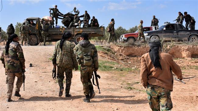Photo of VIDEO: Turkey shells border posts near Syria's Manbij, kills army soldiers