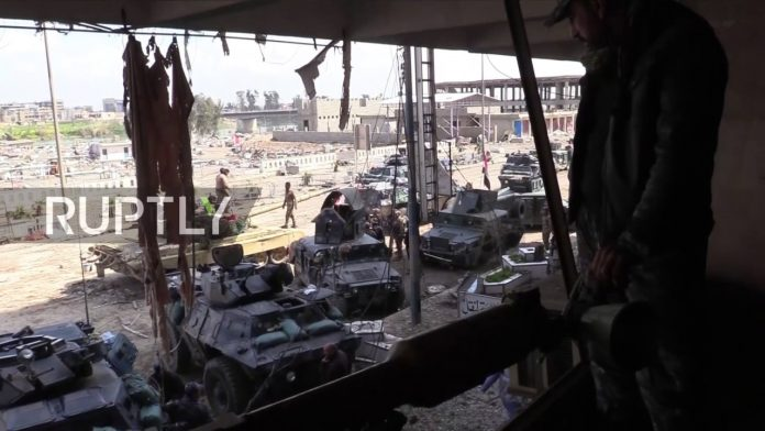 Photo of Video: Fighting continues to intensify against ISIS in Mosul