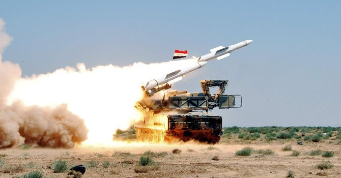 Photo of Syrian Army rains missiles on terrorists in east Damascus