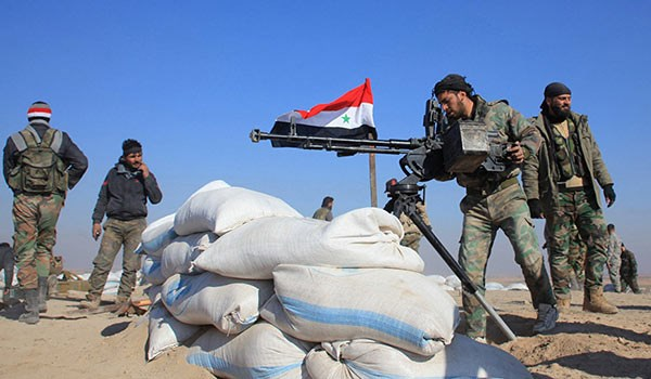 Photo of Syrian Army, Popular Forces Start Anti-Terrorism Operation in Western Aleppo