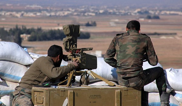 Photo of Syrian Soldiers Win back Another Strategic Height West of Damascus Province