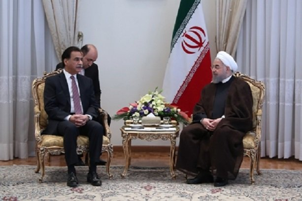 Photo of Iran Pres. Rouhani: Terrorism financial, military supporters cannot claim fighting it
