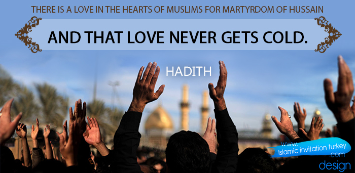 Photo of The Love for Imam Hussain a.s never die away