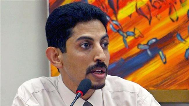 Photo of Bahraini rights activist Khawaja goes on open-ended hunger strike