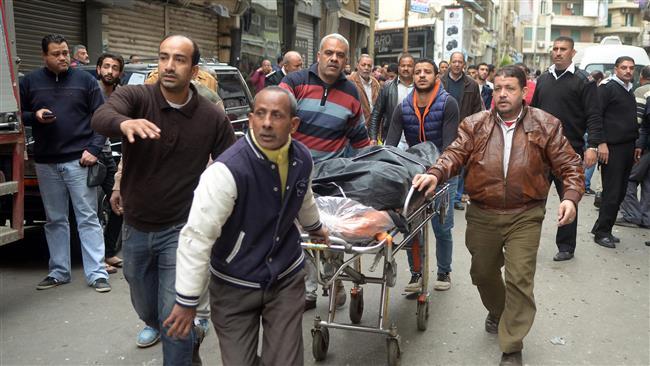 Photo of Iran raps terrorist church bombings in Egypt