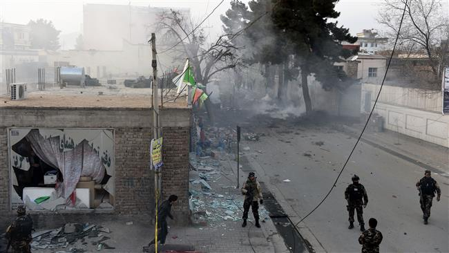 Photo of Gunmen attack military compound in Balkh, kill 8 Afghan soldiers