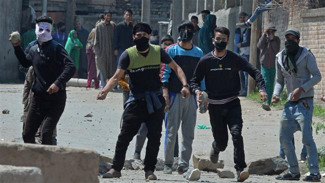 Photo of Troops kill six protesters in Indian-controlled Kashmir