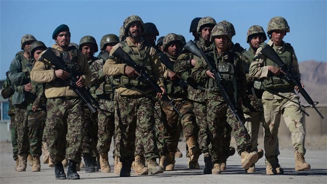 Photo of Nine Afghan forces battling Taliban killed by roadside bomb
