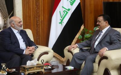 Photo of Iran, Iraq discuss bilateral defense relations
