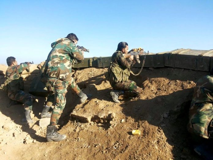 Photo of Syrian Army destroys ISIL's large supply tunnel in Deir Ezzor City