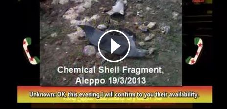 Photo of WATCH| Terrorists in Syria use chemical weapons against civilians