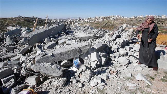 Photo of Israel destroys Palestinian homes in Jerusalem al-Quds