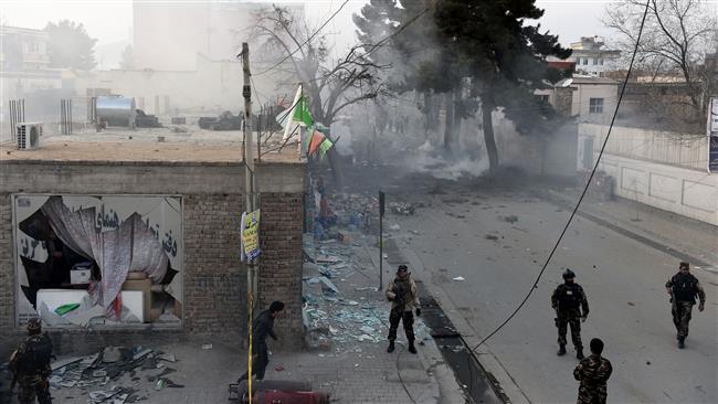 Photo of Bomber detonates explosives, kills five people in Kabul
