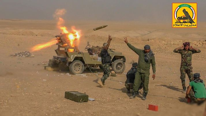 Photo of Iraq's Popular Forces Continue Striking ISIL Terrorists in Hadhar's Vicinity