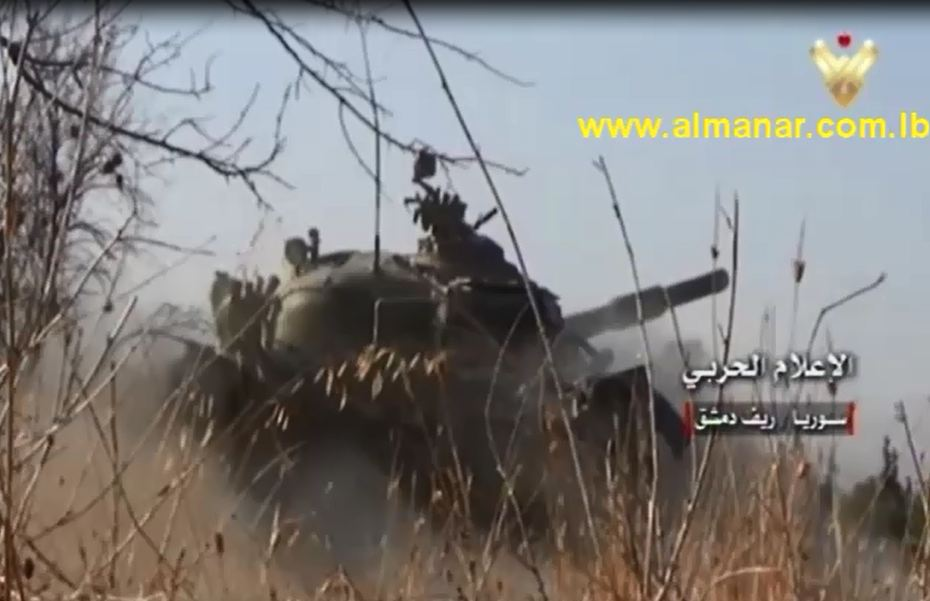 Photo of Syrian Army Thwarts Terrorists' Attack in Damascus Countryside