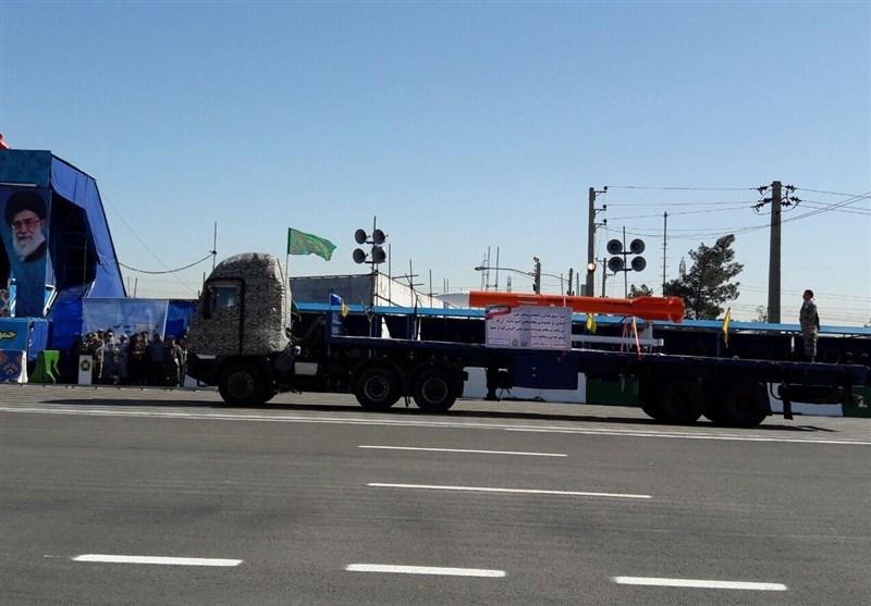 Photo of Iran Launches Sayyad-3 Long-Range Missile in Parade