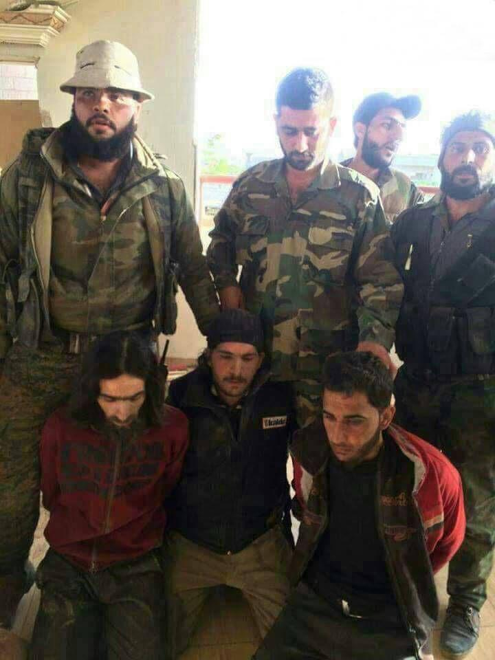 Photo of Syrian Army Kills Dozens of Terrorists in Qaboun, Arrest Others