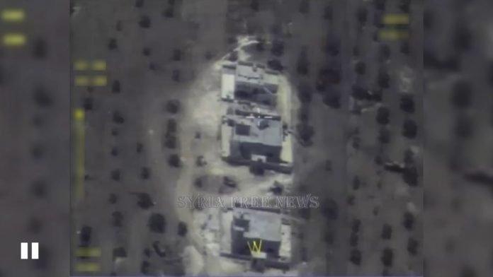 Photo of VIDEO: Syrian airstrike annihilates Al-Qaeda terrorists near Khan Shaykhun