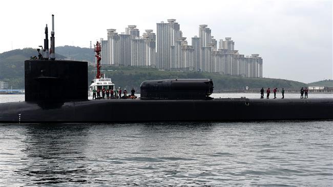 Photo of N Korea threatens to turn US submarine into 'underwater ghost'
