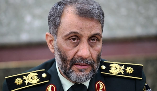 Photo of Iranian Commander Blasts Turkey over Lax Border Control