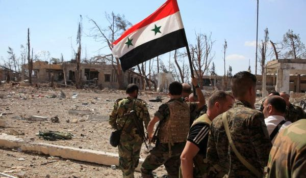 Photo of Syrian Army on Verge of Capturing Al-Nusra's Key Bastion in Eastern Damascus