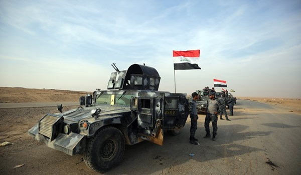 Photo of Iraqi Forces Preparing for New Phase of Anti-ISIL Operations at Border with Syria
