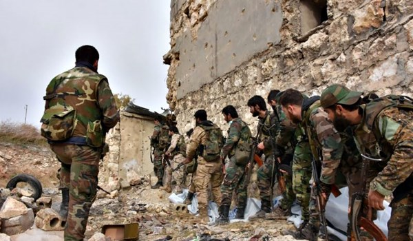 Photo of Syrian Army Scores More Victories against ISIL in Energy-Rich Regions in Eastern Homs