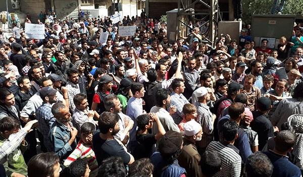 Photo of Syria: Popular Uprising against Terrorists Starts in Southeastern Deir Ezzur
