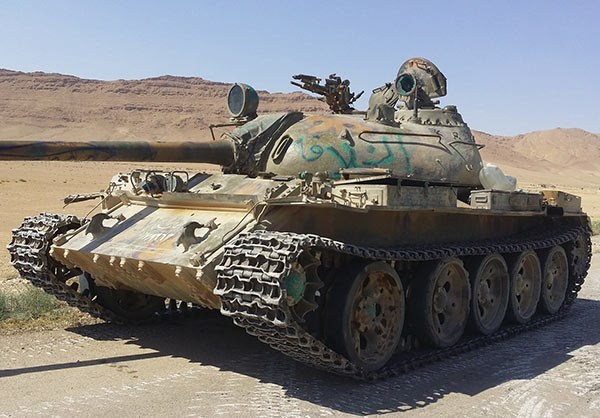 Photo of ISIL Leave Its Military Hardware behind as It Withdraws from More Lands in Eastern Homs