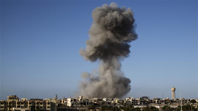 Photo of Libya's Derna bombarded again: Witnesses