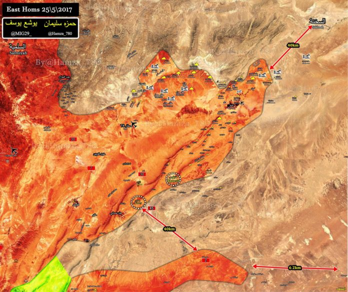 Photo of ISIS loses ground in Syrian Desert as Syrian Army advances