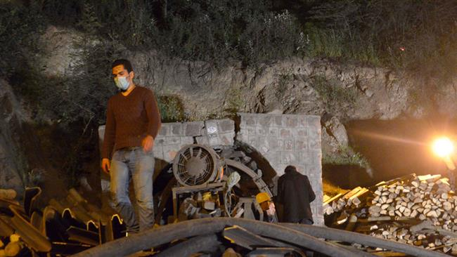 Photo of Iran coal mine blast: 13 more bodies found