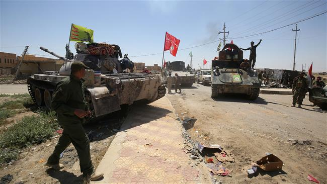 Photo of Iraqi volunteer fighters liberate 44 villages, kill 725 Daeshis in one month: Cmdr.